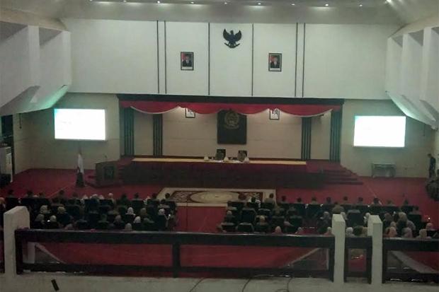 Bahas Pj Wali Kota Makassar, Gubernur Sulsel Kumpulkan Pejabatnya