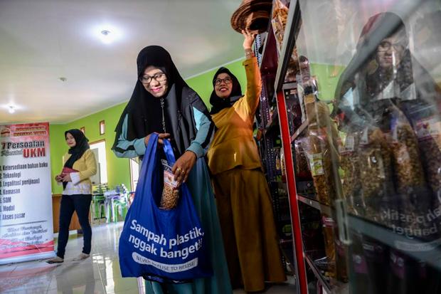 Geliat UMKM di Luwu Timur Diharap Topang Perekonomian Warga