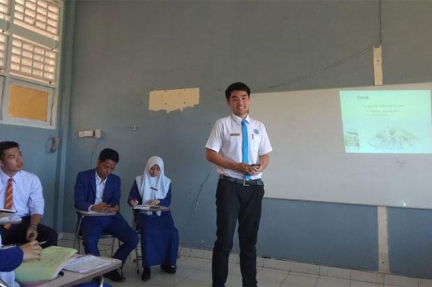 Wow! ada Mahasiswa Thailand dan Filipina Belajar di Politani Pangkep