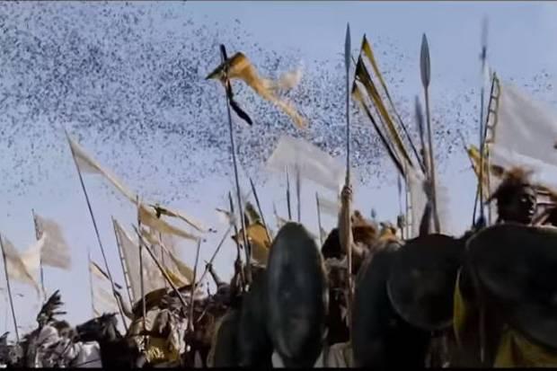 Ketika Abrahah Yang Sombong Dan Kehancuran Tentara Gajah Konfrontasi