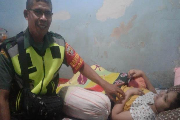 Pelda Riyanto Kaget Melihat Aurel Bisa Membalas Salam Setelah Dipijat